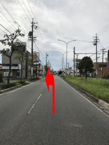 国道248号線沿い かっぱ寿司 岡崎大樹寺店手前を左折 通り過ぎやすいので気をつけてください